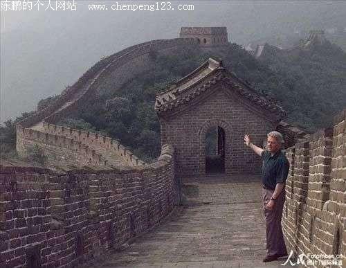 安龙老婆照片_历届美国总统访华照片